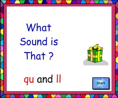 What Sound Is That? qu and ll