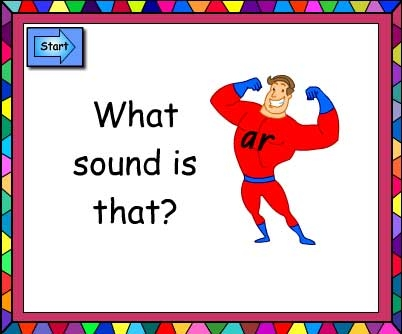 What Sound Is That? -ar