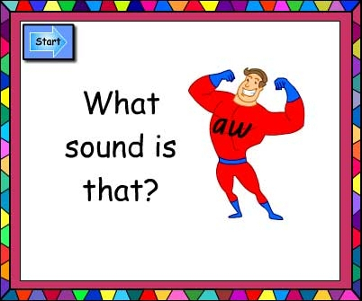 What Sound Is That? -aw