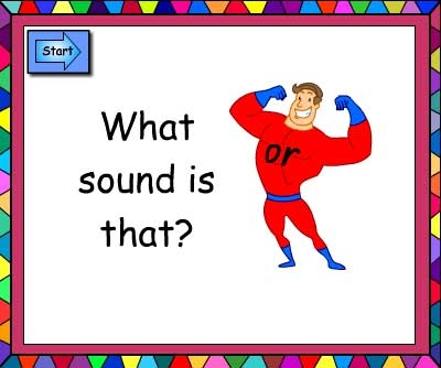 What Sound Is That? -or