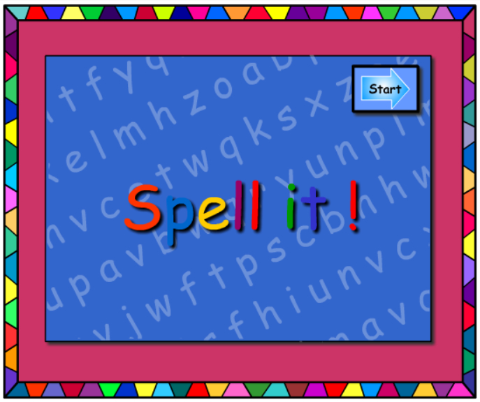 aw -Let's Spell It