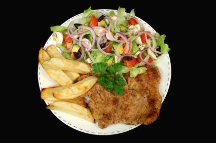 Chicken Schnitzel