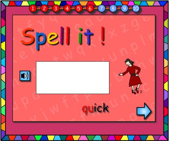 ck and qu -Let's Spell It