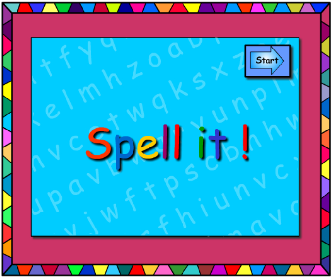 ay - Let's Spell It