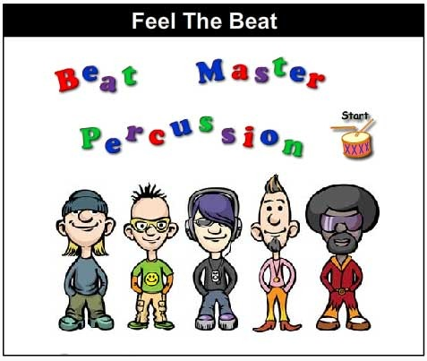 Feel The Beat - Beat Master Percussion