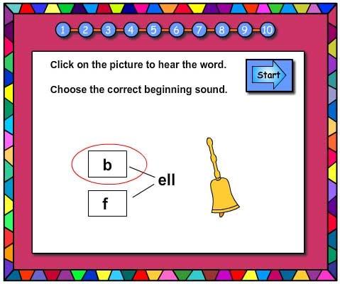 Spell It! -ell words