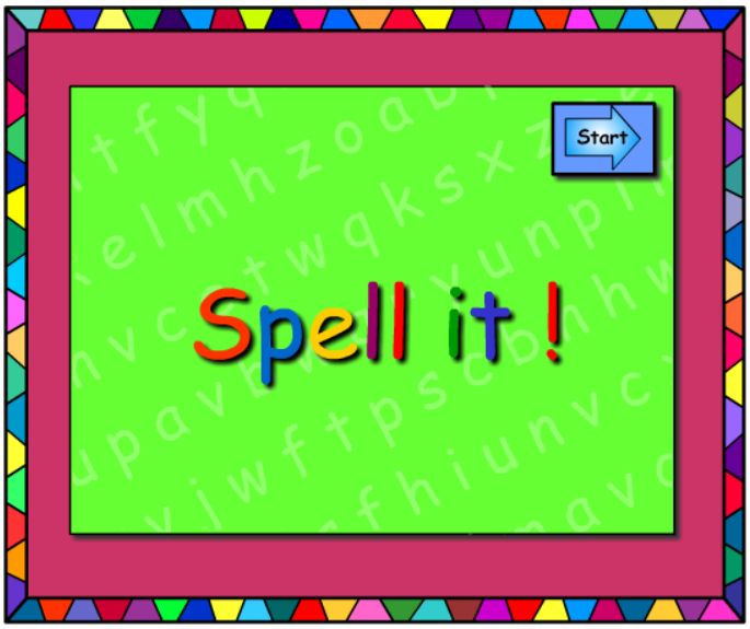 oa -Let's Spell It