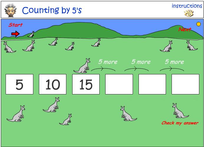 kangaroos by 5