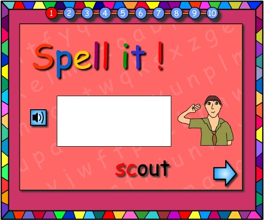 Scratching Dragons -Let's Spell It