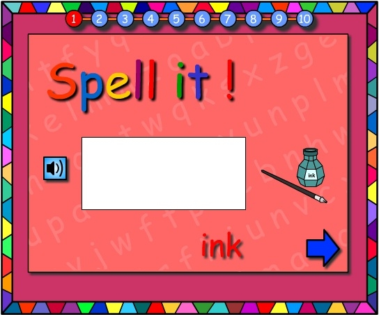 Think Tank -Let's Spell It