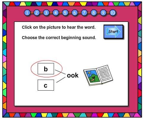 Spell It! -ook words